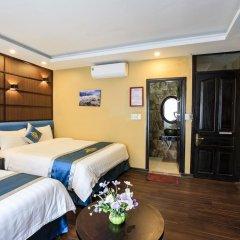 Sapa Mimosa Hotel 2* Стандартный номер с различными типами кроватей