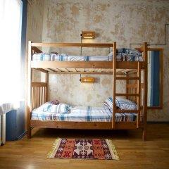 Хостел M42 Кровать в общем номере с двухъярусной кроватью фото 12