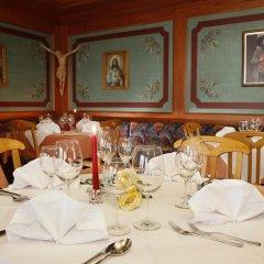 Отель Tirolerhof Горнолыжный курорт Ортлер питание