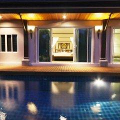 Отель Modern Thai Villa Rawai 4* Вилла с различными типами кроватей фото 8