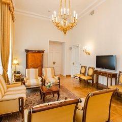 Гостиница Петровский Путевой Дворец 5* Улучшенные апартаменты с разными типами кроватей фото 4