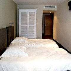 Отель Aparthotel Brussels Midi комната для гостей