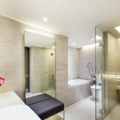 Отель Pan Pacific Singapore 5* Номер Делюкс с двуспальной кроватью фото 4