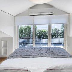Отель Nuru Ziya Suites Стамбул сейф в номере