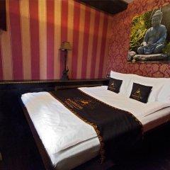Гостиница БуддОтель Москва комната для гостей