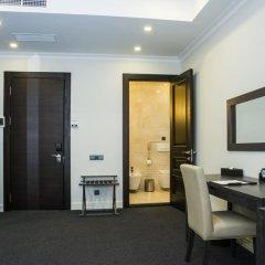 Отель Амбассадор 4* Стандартный номер с различными типами кроватей фото 3
