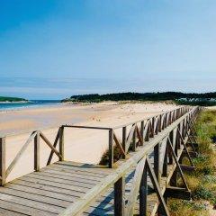 Отель Fin Surf House пляж фото 2