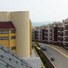 Отель in Sky Complex Болгария, Свети Влас - отзывы, цены и фото номеров - забронировать отель in Sky Complex онлайн балкон