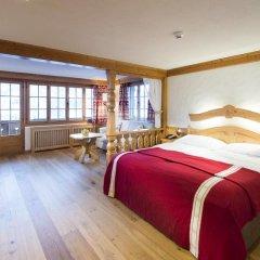 Отель Le Grand Chalet 4* Стандартный номер с различными типами кроватей фото 6