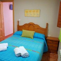 Отель Camping Ruta del Purche Сьерра-Невада комната для гостей фото 5