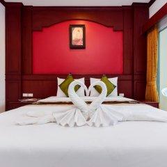 Отель Art Mansion Patong 3* Улучшенный номер с двуспальной кроватью фото 2