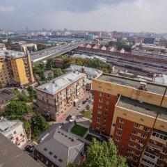 Апартаменты Брусника Красносельская Москва