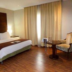 Отель Park Inn by Radisson, Lagos Victoria Island 4* Представительский люкс с различными типами кроватей фото 3