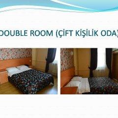 Turkuaz Hotel Стандартный номер фото 18
