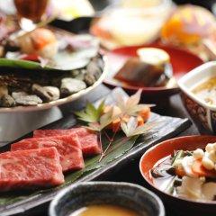 Отель Kutsurogijuku Shintaki Япония, Айдзувакамацу - отзывы, цены и фото номеров - забронировать отель Kutsurogijuku Shintaki онлайн питание фото 2