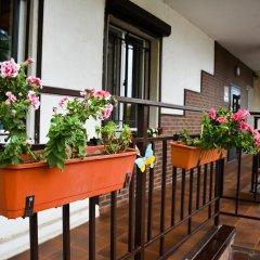 Гостиница Браво Люкс балкон