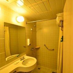 Отель Magnotel Chengdu Taikoo Li Dong Feng Bridge ванная