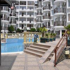 Апартаменты Natalia Apartment in Vista Del Mar 2 Свети Влас бассейн фото 2