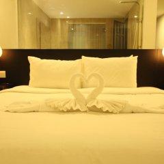 Отель Thanh Binh Riverside Hoi An 4* Стандартный номер с различными типами кроватей фото 2