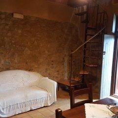 Отель Agriturismo Fonte di Maroglio Кастровиллари комната для гостей фото 3