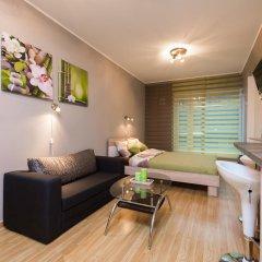 Отель City Center Loft комната для гостей
