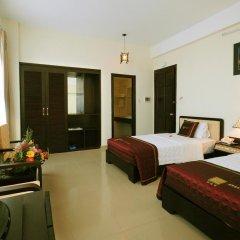 Duy Tan 2 Hotel 3* Стандартный номер с различными типами кроватей фото 2