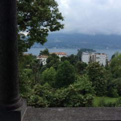 Отель Villa della Quercia Италия, Вербания - отзывы, цены и фото номеров - забронировать отель Villa della Quercia онлайн пляж фото 2