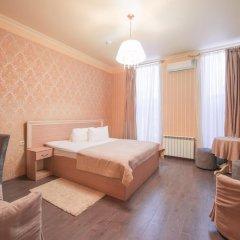 Мини-Отель Флоренция Стандартный номер двуспальная кровать фото 9