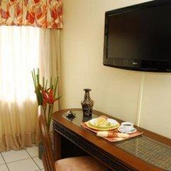 Отель Aparthotel Guijarros 3* Представительский номер с различными типами кроватей фото 5