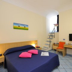 Отель Sharon House Италия, Амальфи - отзывы, цены и фото номеров - забронировать отель Sharon House онлайн комната для гостей фото 4