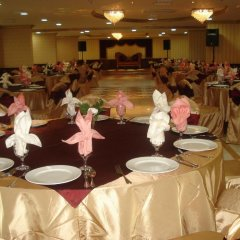 Al Bustan Hotel Flats Шарджа помещение для мероприятий