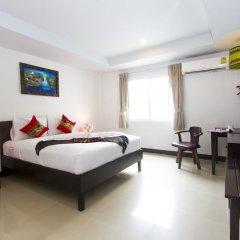 Отель Silver Resortel Стандартный номер с двуспальной кроватью фото 8