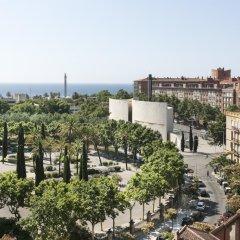 Отель 4 Barcelona Испания, Барселона - - забронировать отель 4 Barcelona, цены и фото номеров балкон