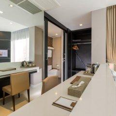 Отель The Charm Resort Phuket 4* Семейный люкс с 2 отдельными кроватями фото 7