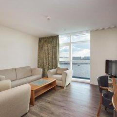 Отель DoubleTree By Hilton London Excel 4* Люкс с различными типами кроватей фото 3