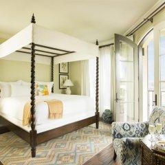 Kimpton Canary Hotel 4* Номер Делюкс с различными типами кроватей фото 2