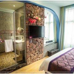 Angel Lover Theme Hotel Шэньчжэнь комната для гостей фото 3
