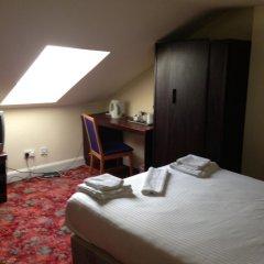 Rennie Mackintosh Hotel - Central Station 3* Номер категории Эконом с двуспальной кроватью