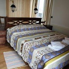 Гостиница Куршале Шале разные типы кроватей фото 9