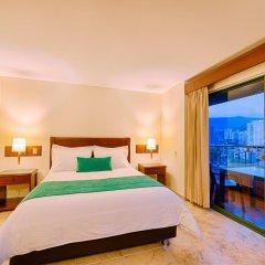 Отель Obelisco Колумбия, Кали - отзывы, цены и фото номеров - забронировать отель Obelisco онлайн комната для гостей фото 2