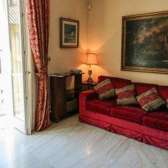 Отель Rome King Suite Апартаменты с различными типами кроватей фото 9