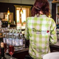 Отель Pension Restaurant Rosmarie Горнолыжный курорт Ортлер гостиничный бар