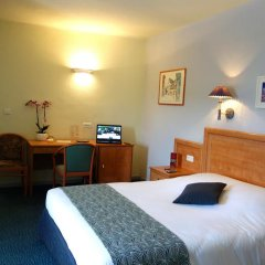 Hotel aux Bruyeres удобства в номере