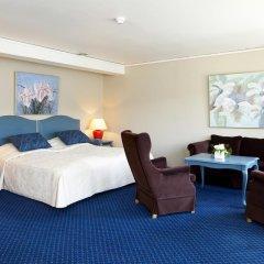 Отель Park Vossevangen комната для гостей фото 4