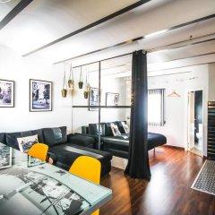 Отель L'Appartement, Luxury Apartment Barcelona Испания, Барселона - отзывы, цены и фото номеров - забронировать отель L'Appartement, Luxury Apartment Barcelona онлайн комната для гостей фото 5