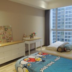 Апартаменты 807A Apartment Saigon Airport Plaza Апартаменты с различными типами кроватей фото 9
