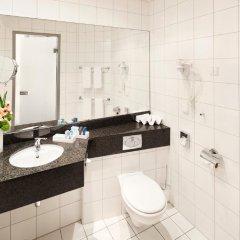 Отель Novotel Muenchen Messe 4* Стандартный номер с различными типами кроватей фото 5