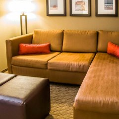 Отель Comfort Suites Sarasota - Siesta Key 3* Люкс с различными типами кроватей фото 5