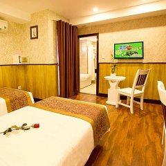 Отель Golden Rain 2 3* Улучшенный номер фото 13