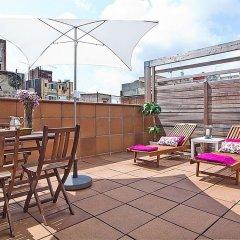 Отель Msb Gracia Pool Terrace Center Барселона